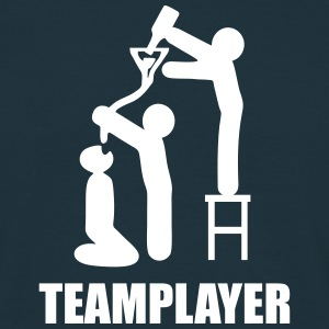 teamplayer T-Shirts - Männer T-Shirt