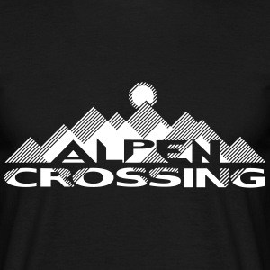 AlpenCrossing 1C Dark Shirts Edition T-Shirts - Männer T-Shirt