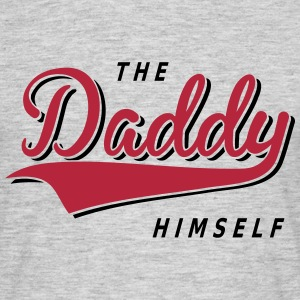 The Daddy himself 2C T-Shirts - Männer T-Shirt