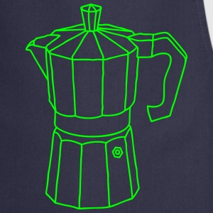 Espresso coffee maker  Aprons - Cooking Apron