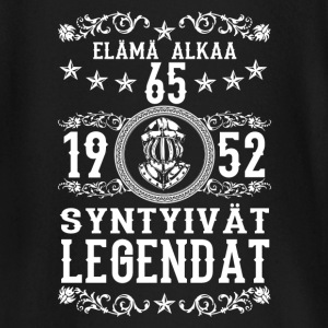 1952 - 65 vuotta - Legendat - 2017 - FI Baby Long Sleeve Shirts - Baby Long Sleeve T-Shirt