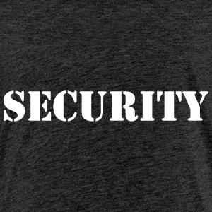 Security T-shirts - Børne premium T-shirt