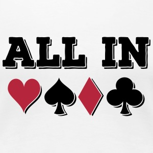 All in 2C T-Shirts - Frauen Premium T-Shirt