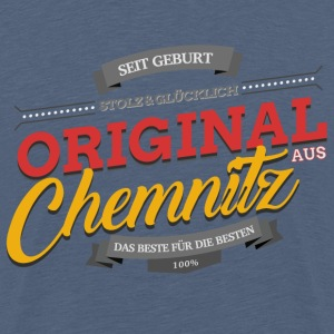 Original aus Chemnitz T-Shirts - Teenager Premium T-Shirt