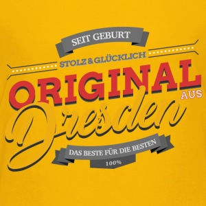 Original aus Dresden T-Shirts - Teenager Premium T-Shirt