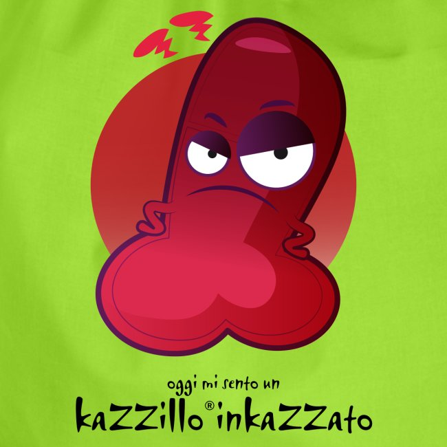 kazzillo inkazzato Borse & Zaini