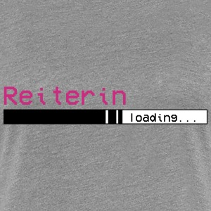 Reiterin is loading T-Shirts - Frauen Premium T-Shirt