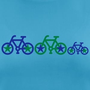 bike_family T-Shirts - Women's Breathable T-Shirt