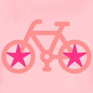 bicycle Star T-Shirts - Women's Premium T-Shirt