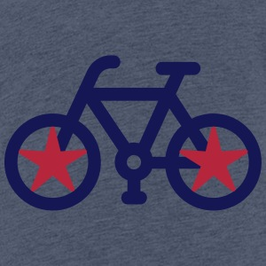bicycle Star Shirts - Teenage Premium T-Shirt