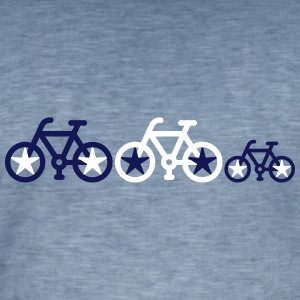 bike_family T-Shirts - Men's Vintage T-Shirt