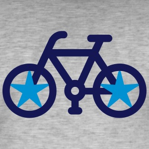 bike Star T-Shirts - Men's Vintage T-Shirt