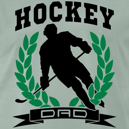 Hockey Dad (Green & Black)