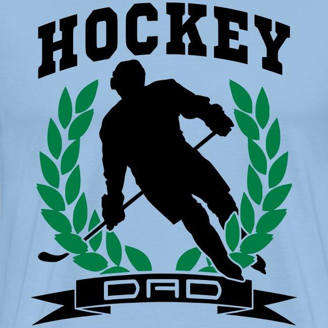 Hockey Dad Premium T-Shirt