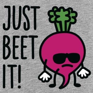 Just beet it! Camisetas - Camiseta premium adolescente