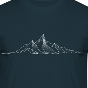 mountain T-Shirts - Men's T-Shirt