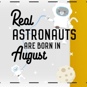 Astronauts were born in August. Stw1w design Mugs & Drinkware - Full Color Panoramic Mug