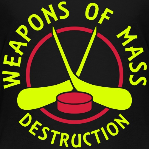 Hockey Weapons of Mass Destruction