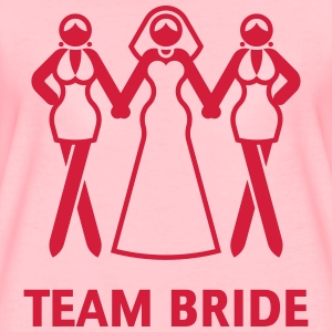 Team Bride (Hen Night, Bachelorette Party) T-Shirts - Women's Premium T-Shirt