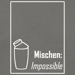 Mischen: Impossible T-Shirts - Men's T-Shirt