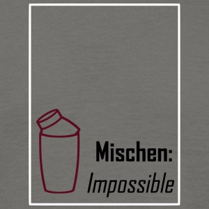 Mischen: Impossible Tee shirts - T-shirt Homme