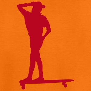 longboard T-Shirts - Teenager Premium T-Shirt