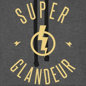 super glandeur - Sweat-shirt baseball unisexe