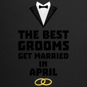 The best groom in APRIL Sk28o design Mugs & Drinkware - Full Colour Mug