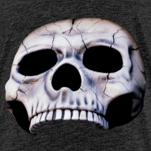half skull Shirts - Teenage Premium T-Shirt
