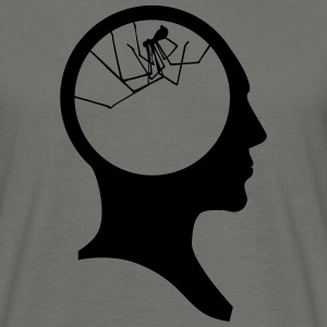 Brain Spider - T-shirt Homme