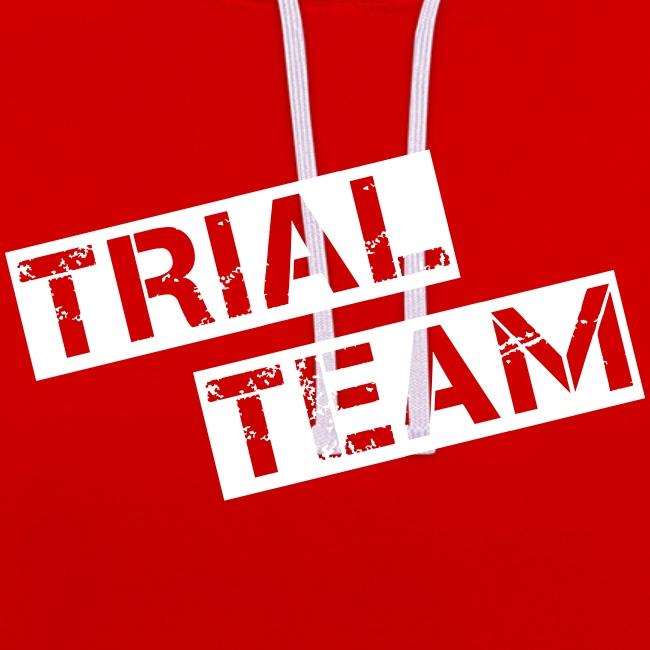 """MSC Hoodie """"Trial Team"""""""