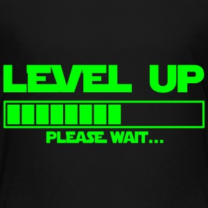 Level up please wait - T-shirt Premium Enfant