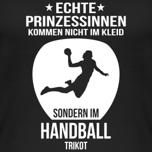 Prinzessin HANDBALL Tops - Frauen Bio Tank Top