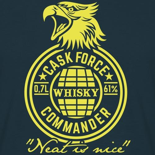 Cask Force Commander
