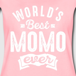 World's Best Momo Ever - Women's Premium T-Shirt