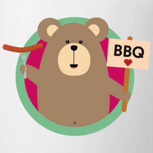 Grizzly Love BBQ Wurst Sliwv-Design Tazze & Accessori - Tazza
