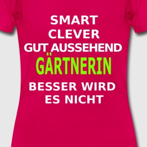 gaertnerin T-Shirts - Frauen T-Shirt