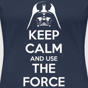 Use the Force T-Shirts - Frauen Premium T-Shirt