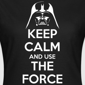 Use the Force T-Shirts - Frauen T-Shirt
