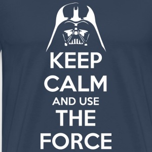 Use the Force T-Shirts - Männer Premium T-Shirt