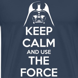 Use the Force T-Shirts - Men's Premium T-Shirt