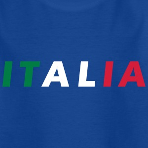 ITALIA 3 CUSTOM COLOR - Camiseta niño