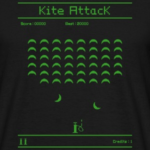 Kite Attack Tee shirts - T-shirt Homme