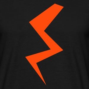 Black Flash Men's T-Shirts - Men's T-Shirt