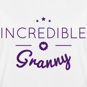 INCREDIBLE GRANNY - Women's Oversize T-Shirt