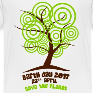 Earth day 2017 - Baum T-Shirts - Teenager Premium T-Shirt