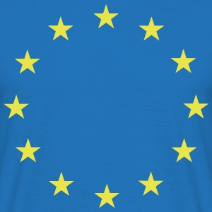 EU Europa European Union - Männer T-Shirt