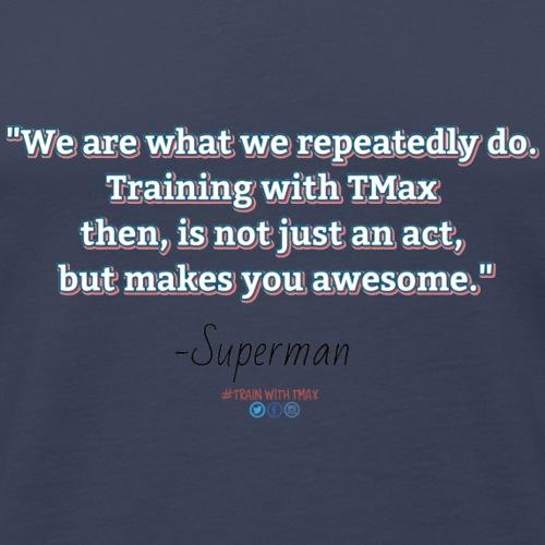 Superman Says