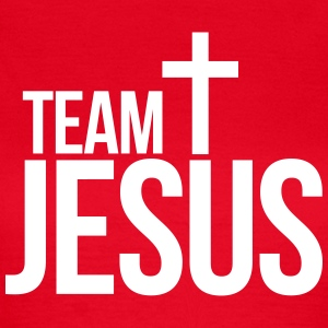 Team Jesus - Frauen T-Shirt