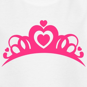 Pricess Crown Krone - Kinder T-Shirt